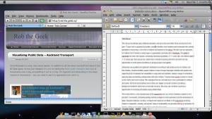 Macbuntu Desktop
