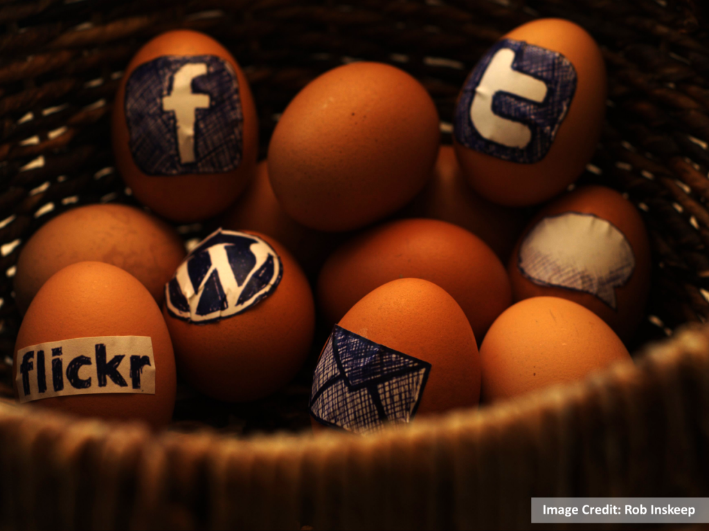 Don't put all your (credential) eggs into one basket